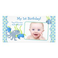 Photo birthday cards