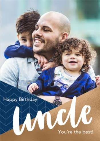 Uncle birthday cards